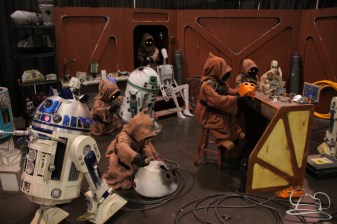 Star Wars Celebration Anaheim 2015 Day Two-116