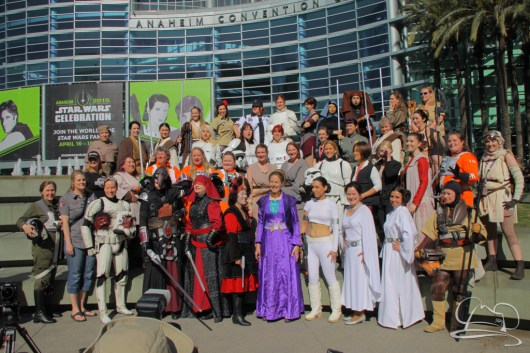Star Wars Celebration Anaheim 2015 Day Two-12
