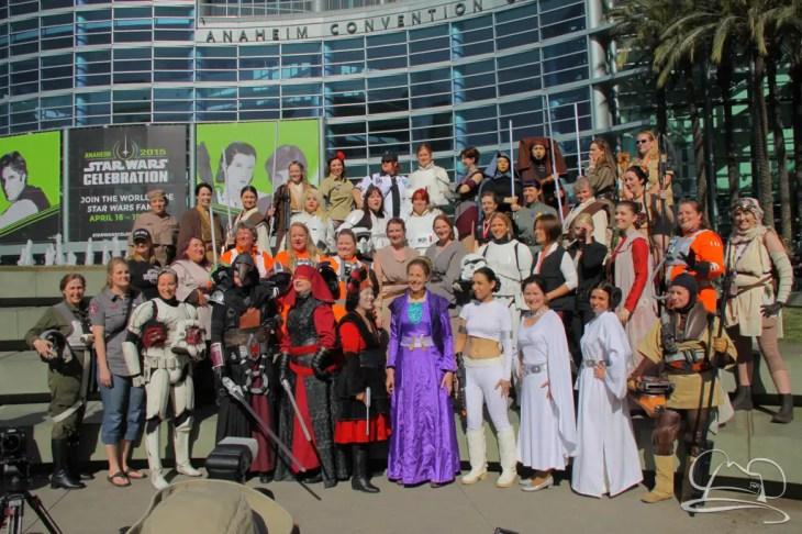 Star Wars Celebration Anaheim 2015 Day Two-12