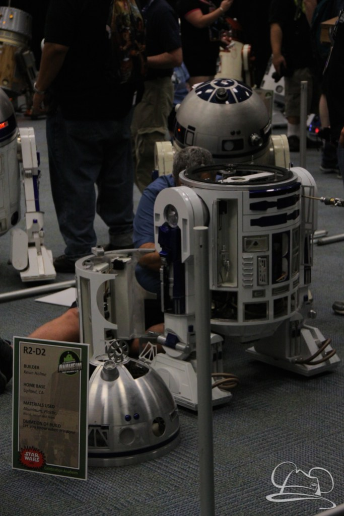 Star Wars Celebration Anaheim 2015 Day Two-129