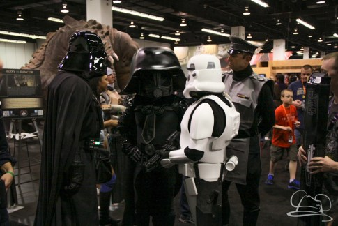 Star Wars Celebration Anaheim 2015 Day Two-17
