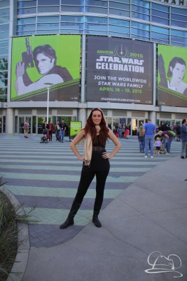 Star Wars Celebration Anaheim 2015 Day Two-178