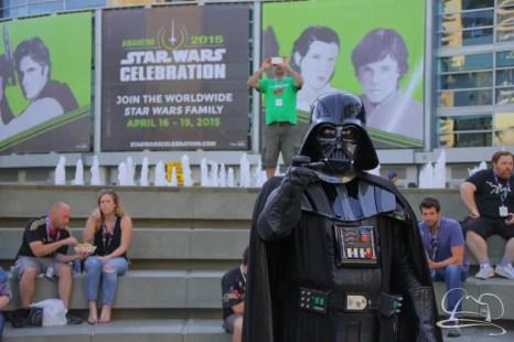 Star Wars Celebration Anaheim 2015 Day Two-181