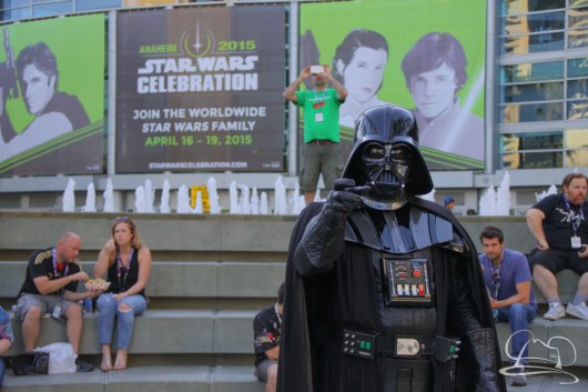 Star Wars Celebration Anaheim 2015 Day Two-181