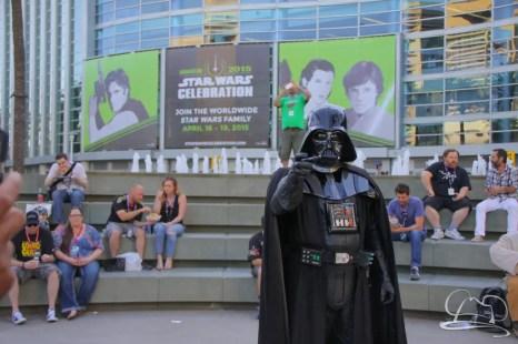 Star Wars Celebration Anaheim 2015 Day Two-182