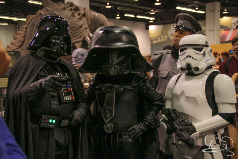 Star Wars Celebration Anaheim 2015 Day Two-20