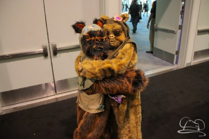 Star Wars Celebration Anaheim 2015 Day Two-33