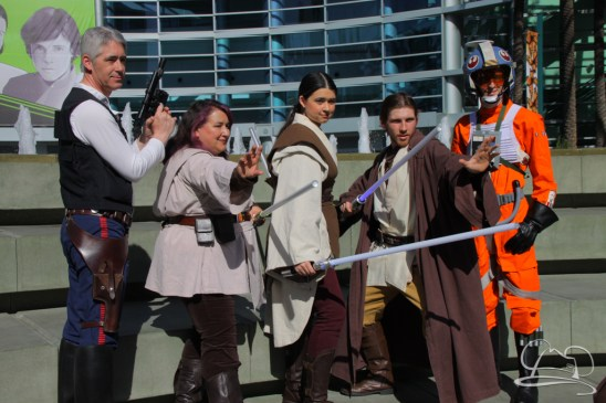 Star Wars Celebration Anaheim 2015 Day Two-4