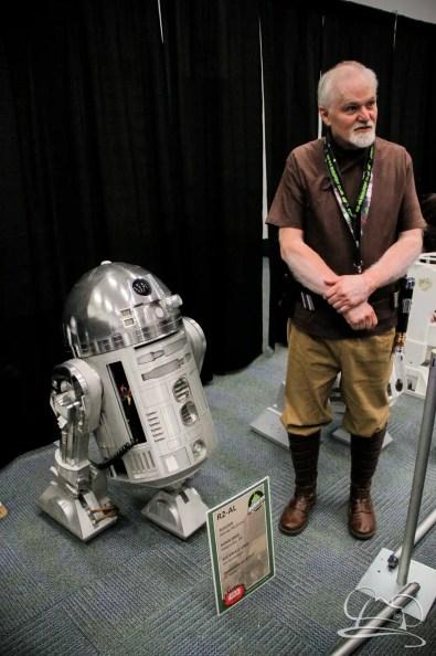 Star Wars Celebration Anaheim - Day 1-32