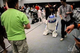 Star Wars Celebration Anaheim - Day 1-46