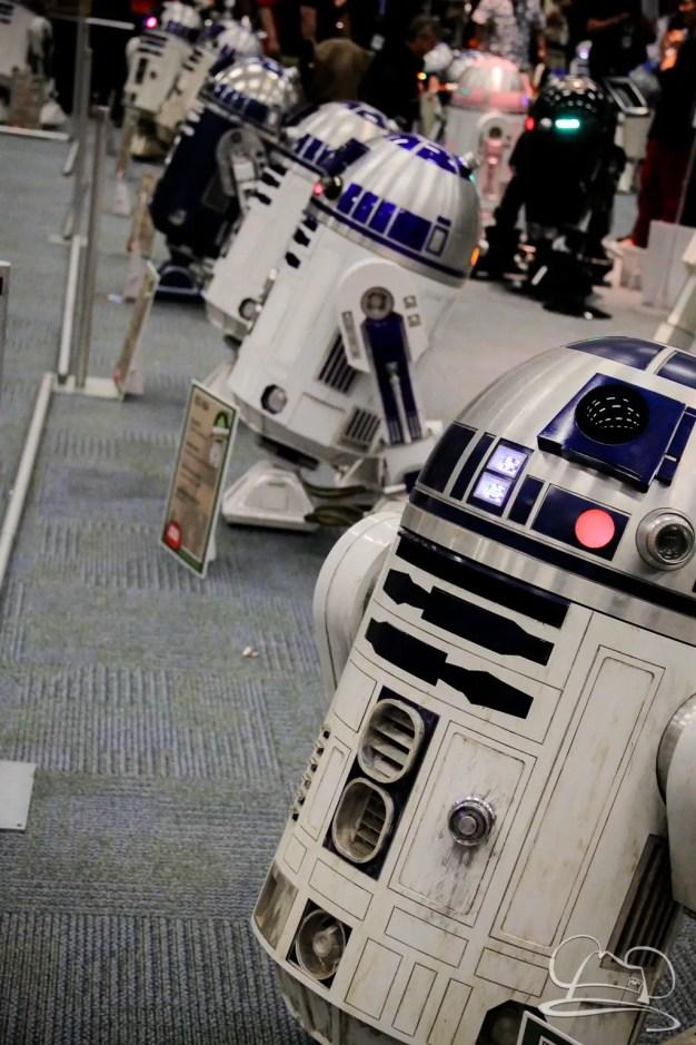 Star Wars Celebration Anaheim - Day 1-61