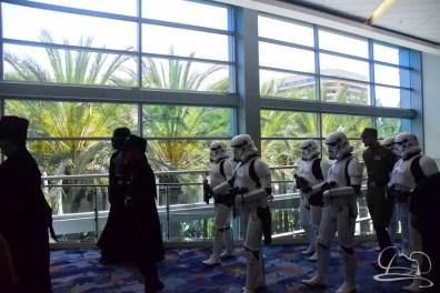 Star Wars The Force Awakens Panel Star Wars Celebration Anaheim-106