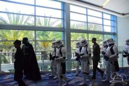 Star Wars The Force Awakens Panel Star Wars Celebration Anaheim-108