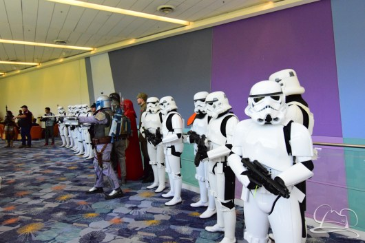 Star Wars The Force Awakens Panel Star Wars Celebration Anaheim-115