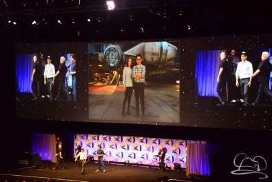 Star Wars The Force Awakens Panel Star Wars Celebration Anaheim-15