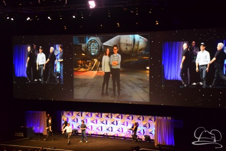 Star Wars The Force Awakens Panel Star Wars Celebration Anaheim-15
