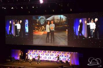 Star Wars The Force Awakens Panel Star Wars Celebration Anaheim-16