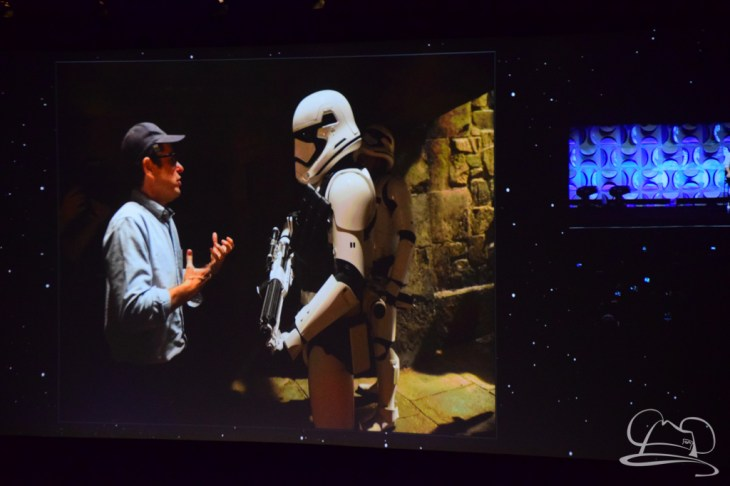 Star Wars The Force Awakens Panel Star Wars Celebration Anaheim-25