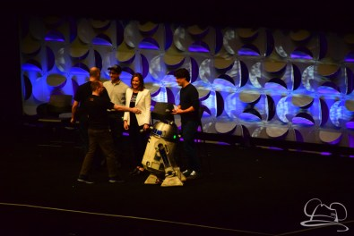 Star Wars The Force Awakens Panel Star Wars Celebration Anaheim-29