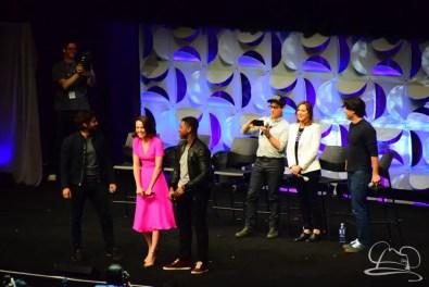 Star Wars The Force Awakens Panel Star Wars Celebration Anaheim-41