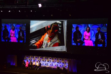 Star Wars The Force Awakens Panel Star Wars Celebration Anaheim-45