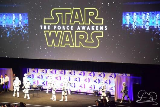 Star Wars The Force Awakens Panel Star Wars Celebration Anaheim-49