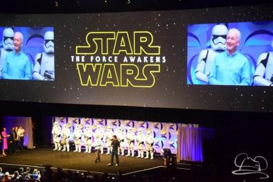 Star Wars The Force Awakens Panel Star Wars Celebration Anaheim-60