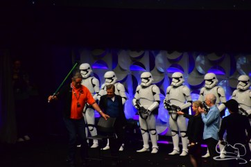 Star Wars The Force Awakens Panel Star Wars Celebration Anaheim-71