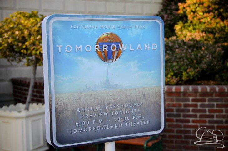Tomorrowland Preview at Disneyland-1