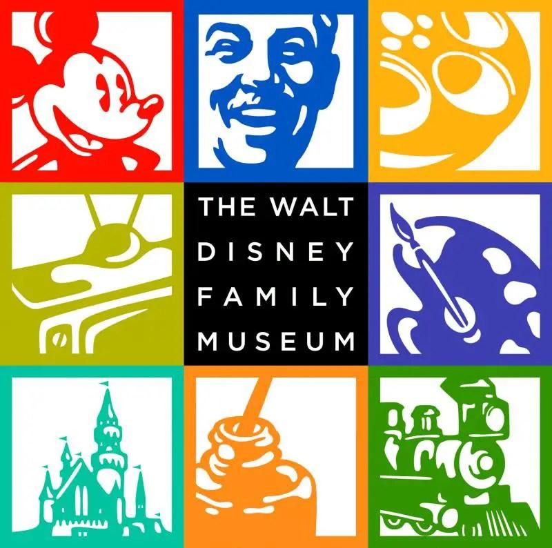 Walt Disney Family Museum Logo
