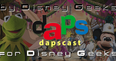 Muppets Back on TV, Mulan Live Action, Disneyland Band, and Tangled Musical - DAPscast - Episode 18