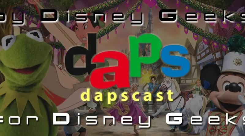 Muppets Back on TV, Mulan Live Action, Disneyland Band, and Tangled Musical - DAPscast - Episode 18