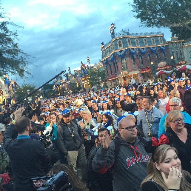 Disney24 Kicks off at Disneyland