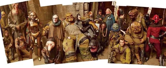 Star Wars: The Force Awakens - Rif Raf of the Galaxy