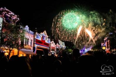 Disneyland 60th Anniversary Celebration Disneyland Forever-15