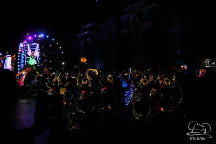 Disneyland 60th Anniversary Celebration Paint the Night-1