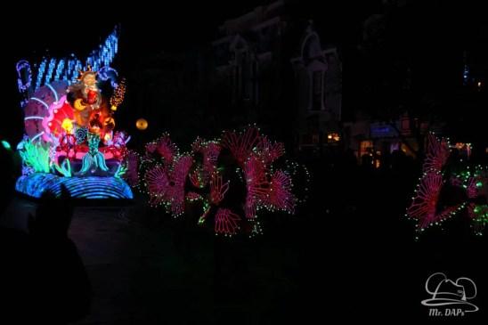 Disneyland 60th Anniversary Celebration Paint the Night-11