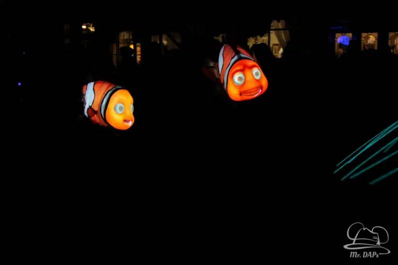 Disneyland 60th Anniversary Celebration Paint the Night-13