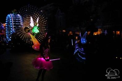 Disneyland 60th Anniversary Celebration Paint the Night-2