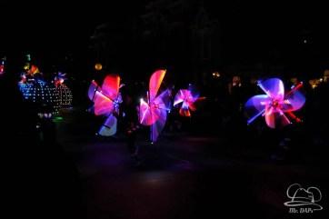Disneyland 60th Anniversary Celebration Paint the Night-22