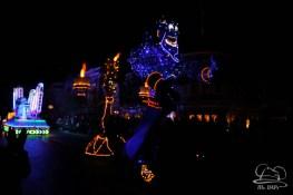 Disneyland 60th Anniversary Celebration Paint the Night-5