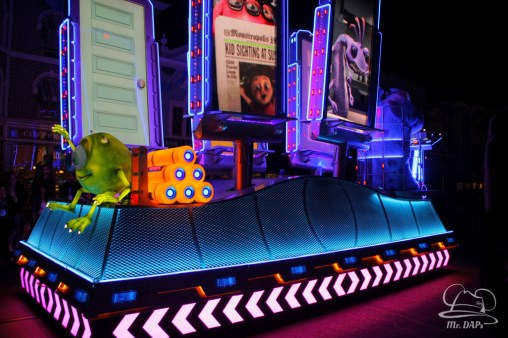 Disneyland 60th Anniversary Celebration Paint the Night-7