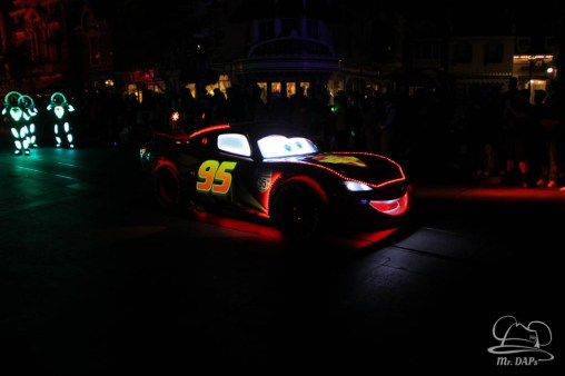 Disneyland 60th Anniversary Celebration Paint the Night-8