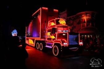 Disneyland 60th Anniversary Celebration Paint the Night-9