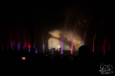 Disneyland 60th Anniversary Celebration World of Color - Celebrate-113