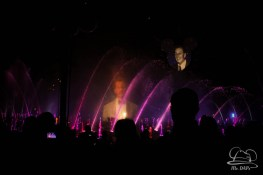 Disneyland 60th Anniversary Celebration World of Color - Celebrate-124