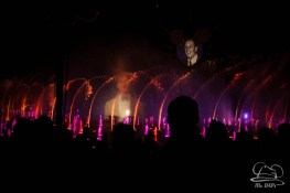 Disneyland 60th Anniversary Celebration World of Color - Celebrate-125