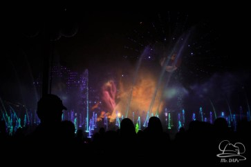 Disneyland 60th Anniversary Celebration World of Color - Celebrate-139