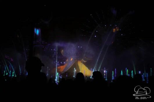 Disneyland 60th Anniversary Celebration World of Color - Celebrate-143