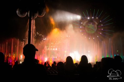 Disneyland 60th Anniversary Celebration World of Color - Celebrate-147